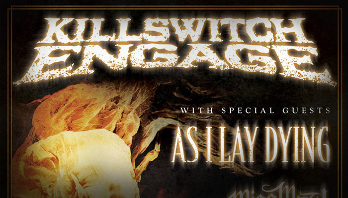 Killswitch Engage // As I Lay Dying // Miss May I
