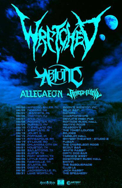 Wretched Summer Tour