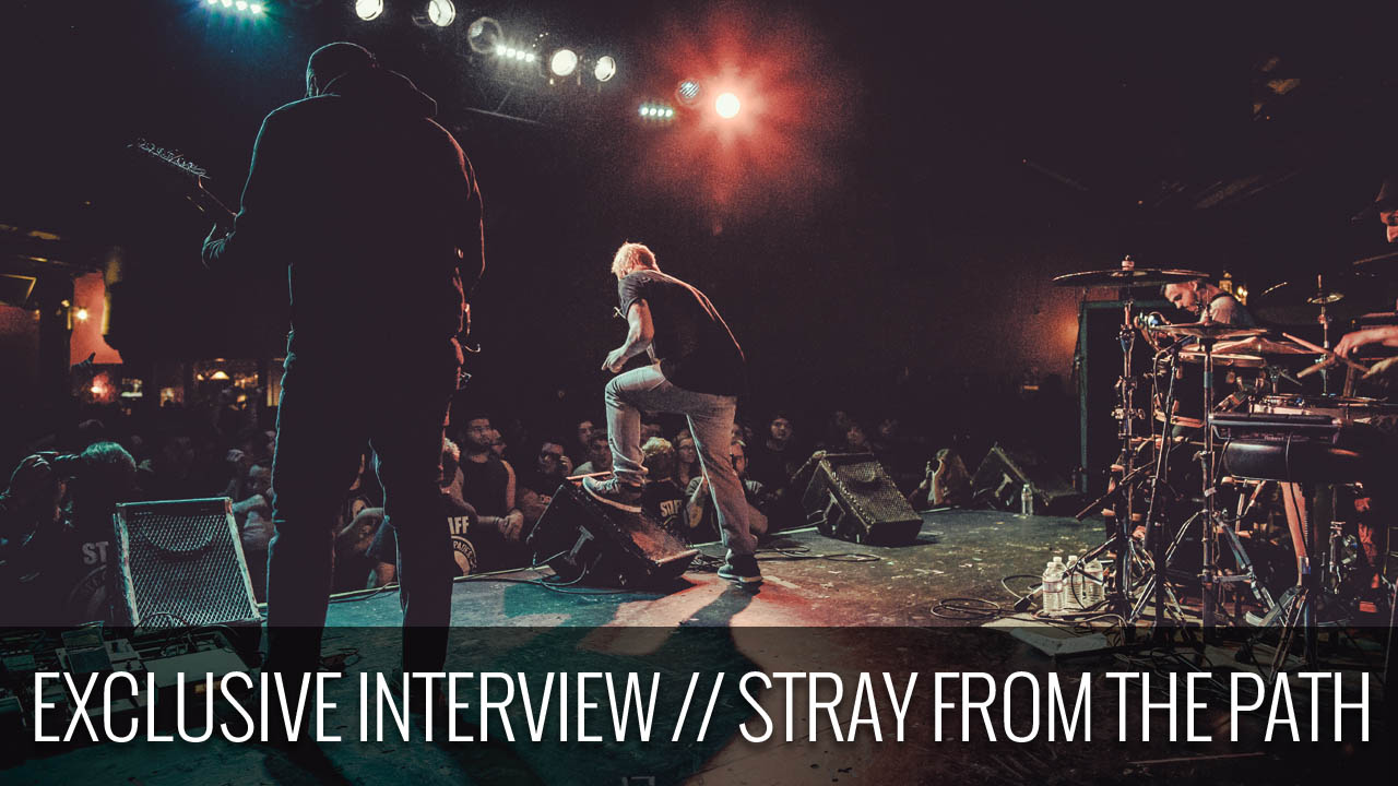 Exclusive Interview with Stray From The Path